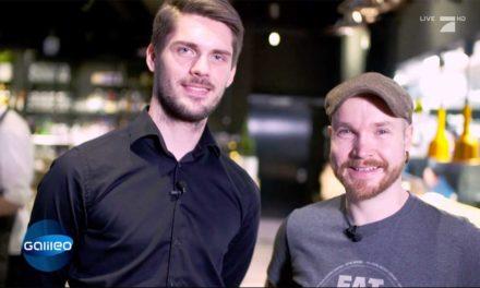 Hyönteiskokki Saksan televisiossa